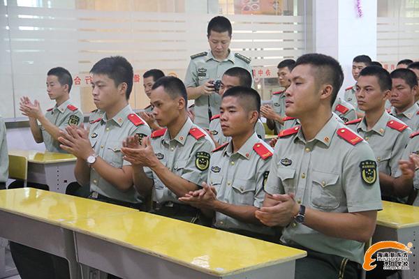 海南边防,海警总队炊事员培训班开班了!